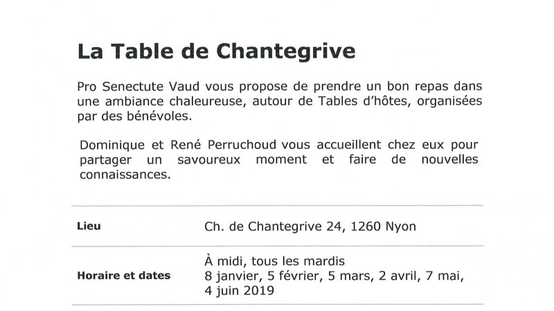 "Table d'hôtes ""Chantegrive"""
