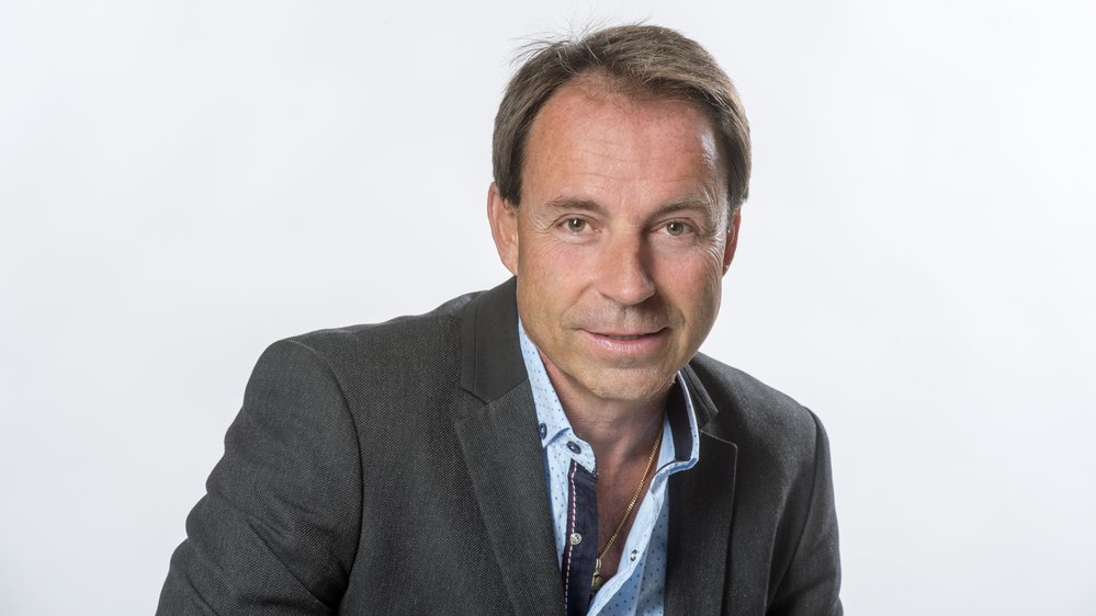 Christophe Spahr, responsable de la rubrique des sports.