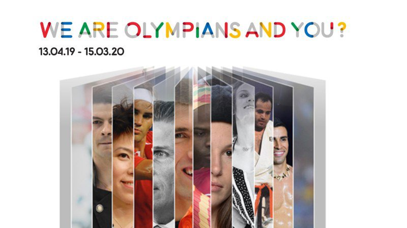 We are Olympians, and You?