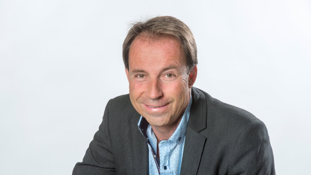 Christophe Spahr, responsable de la rédaction sportive.