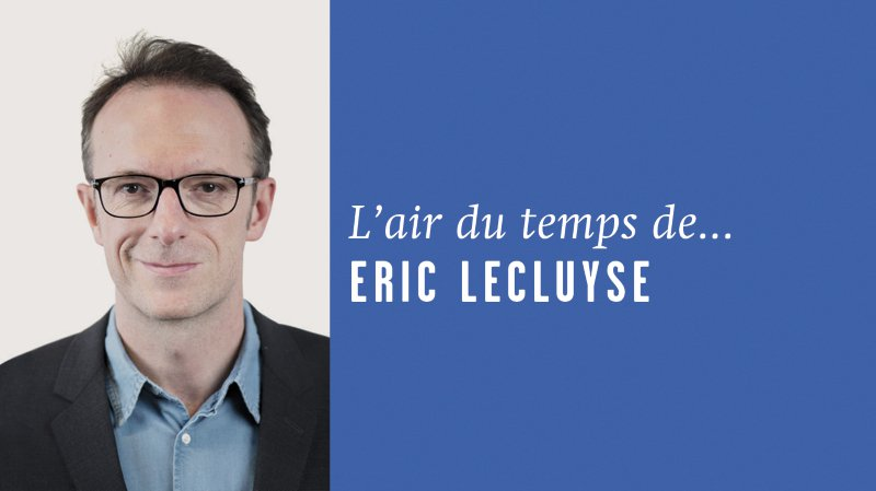 Eric Lecluyse.