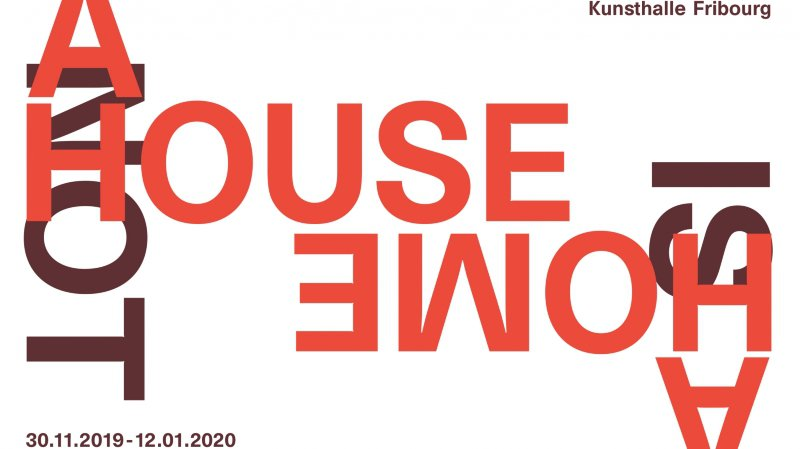 "Vernissage ""A house is not a home"""