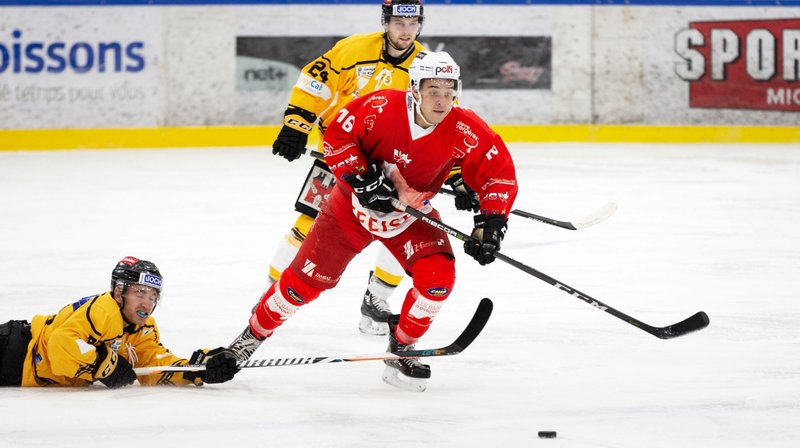 Yann-David Lahache a fait tomber Arosa en prolongations.