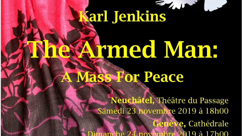 Concert The Armed Man: A Mass for Peace