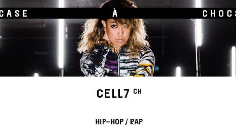 CELL 7 // hip-hop from Iceland