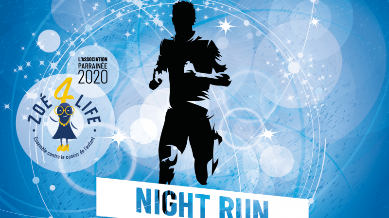 Night Run Morges